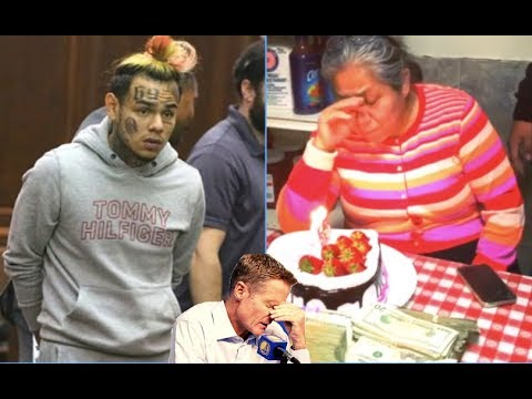 Tekashi 6ix9ine Terrified Of Snitching Next Month