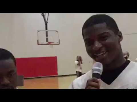 Banneker High School (College Park, GA) Football Players Jalen Williams & Brandon Holt ...