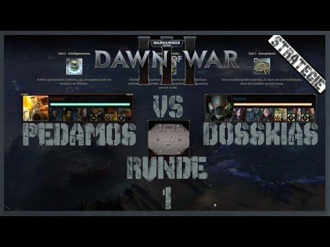 Dawn Of War 3 Multiplayer Letsplay Deutsch Pvp 1on1 Dosskias Vs