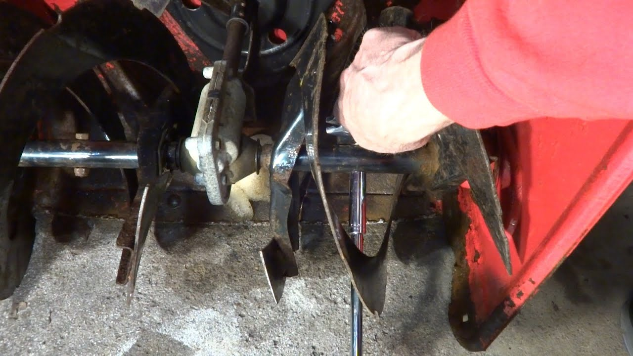 How To Fix Snow Blower With Auger Blades That Wont Turn Youtube Meyer Plow Self Wiring Diagram