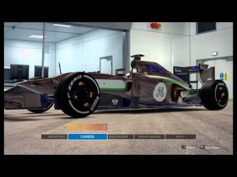 codemasters f1 2014 caterham f1 2016 concept meaner and more aggressive new look youtube. Black Bedroom Furniture Sets. Home Design Ideas