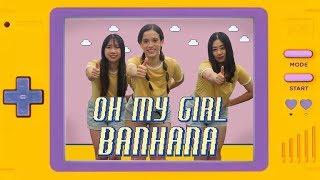 [1theK Cover Contest] [FRESA] OH MY GIRL BANHANA (오마이걸반하나) - BANANA ALLERGY MONKEY (바나나 알러지 원숭이)