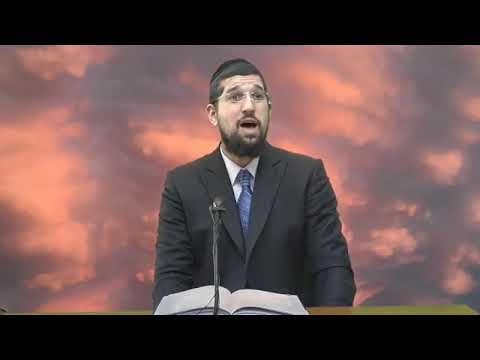 """סגולת הזרע שמשון לפרשת משפטים - הרב אליהו עמר שליט""""א"""