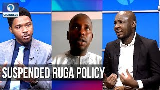 An Overview Of Suspended RUGA Policy