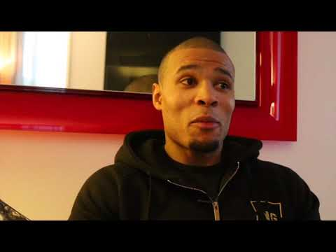 'IM COMING FOR YOU!' - CHRIS EUBANK JR ON GEORGE GROVES, SENIOR'S COMMENTS, RIPS DeGALE, SAUNDERS