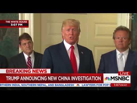 POTUS Trumps Acosta, Calls Him