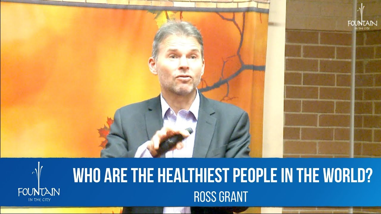 who are the healthiest people on earth
