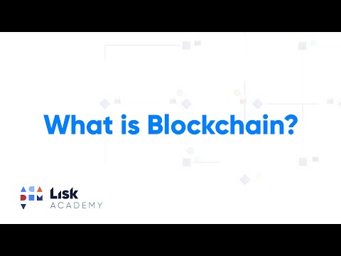 What Is Blockchain? Blockchain Explained In 1 Minute