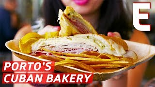 This is Porto's, the Most Popular Cuban Bakery on the West Coast — Cult Following