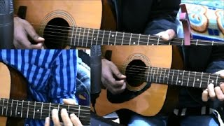 My Best Songs So Far on YOUTUBE - Best Guitar Bollywood Songs lesson cover chords beginners hindi
