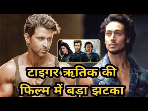 Tiger shroff Hritik roshan Untitled movie getting late, Tiger & Hritik busy in upcoming projects