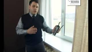 Как избежать появления конденсата на окнах?