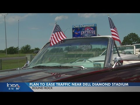 Plan to add road across from Dell Diamond