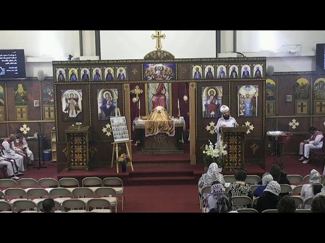 Sermon - September 16, 2018