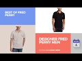 Designer Fred Perry Men Best Of Fred Perry
