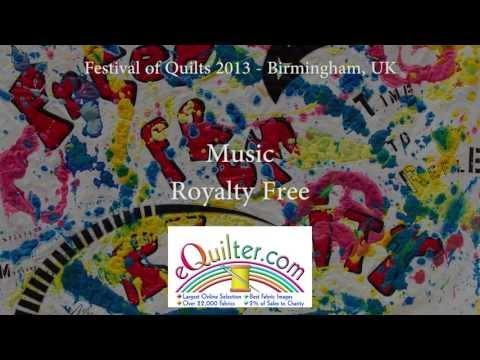 Festival of Quilts 2013 - Birmingham UK - Art Quilts - Part 1