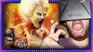 Become Goku In VIRTUAL REALITY! | Hiyoshi Jump VR (Oculus Rift)