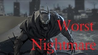 Batman Arkham Origins | How to Unlock The Worst Nightmare Character Trophy