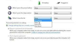 Download lagu Membuat Laptop Tidak Mati Saat Layar Ditutup MP3