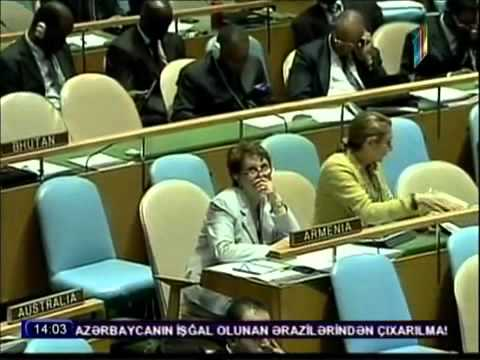 ООН о Нагорном Карабахе