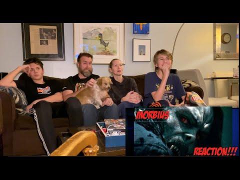 Morbius - Teaser Trailer REACTION !!!!