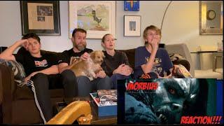 Morbius - Teaser Traİler REACTION !!!!