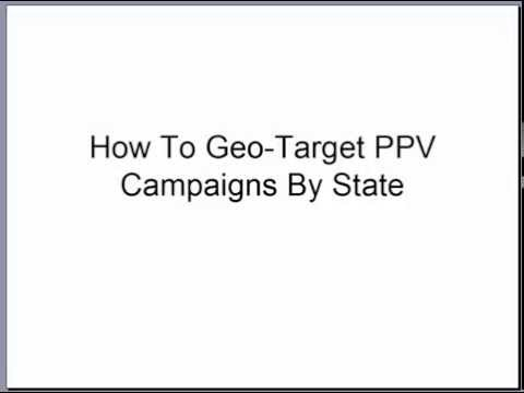 50onRed - How To Geo Target Your Campaigns