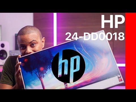 Hp All in One 24-dd0018la PC para el HOGAR | Como Desarmarla e instalar MEMORIA