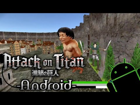 Attack On Titan Android Game [NEW] [Download]