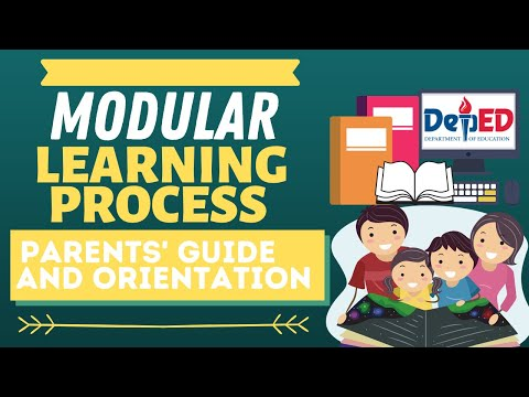 MODULAR LEARNING PROCESS