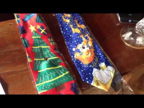 Christmas Musical Ties