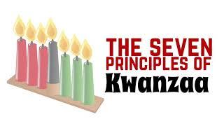 The Seven Principles Of Kwanzaa ❤️🖤💚