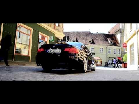 Black BMW E92
