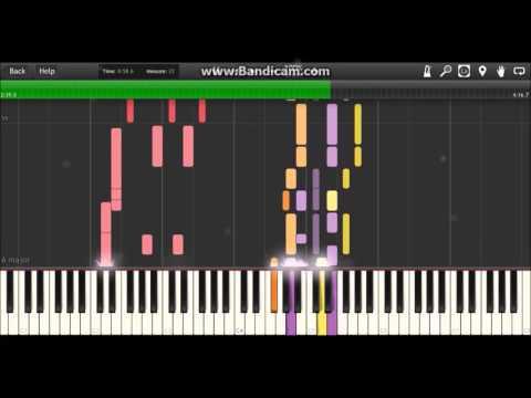 ninelie - aimer ft. Chelly (EGOIST) piano ver. FULL