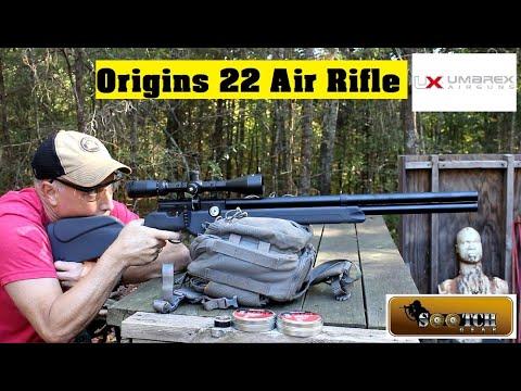 Umarex Origins 22 Air Rifle Review