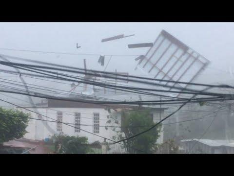 Gaby Calderon - Los Puertorriqueños sienten estrés post-traumático y prob. economicos