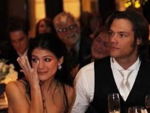 Jared Padalecki And Wife Wedding