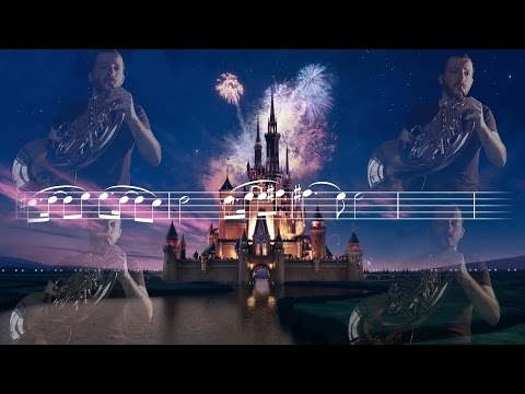 French Horn Tribute to Disney ( Alan Menken Songs )