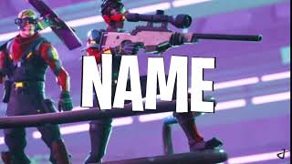 EPIC FORTNITE INTRO ( PANZOID ) GRATUIT !!!