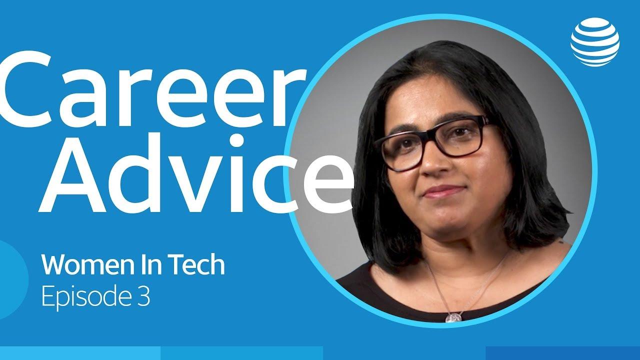 Women in Tech feat. Sarita Rao - Ep. 3 - Career Advice