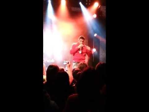 Jay Sean Eyes on You Frankfurt