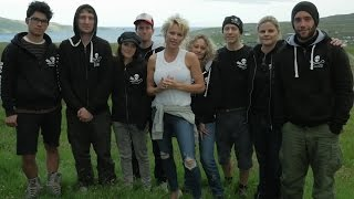 Operation GrindStop 2014: Message to Sam Simon from Pamela and Crew in the Faroe Islands