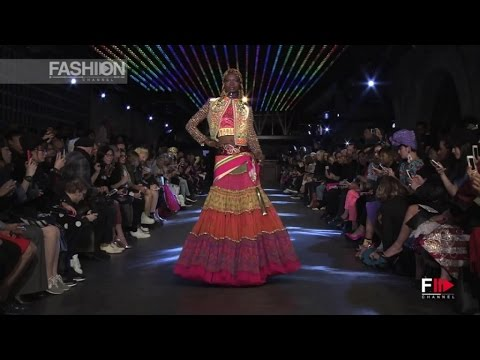 MANISH ARORA Spring Summer 2016 Full Show Paris by Fashion Channel