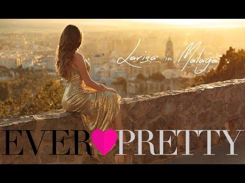 Larisa in Malaga for Ever Pretty