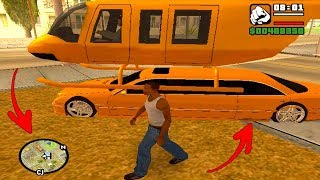 Secret Personal Car Location in GTA San Andreas! (Hidden Place) #RAJPOOTGAMER