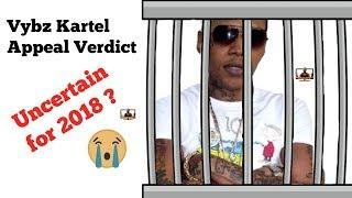 Vybz KARTEL Freedom Uncertain for 2018