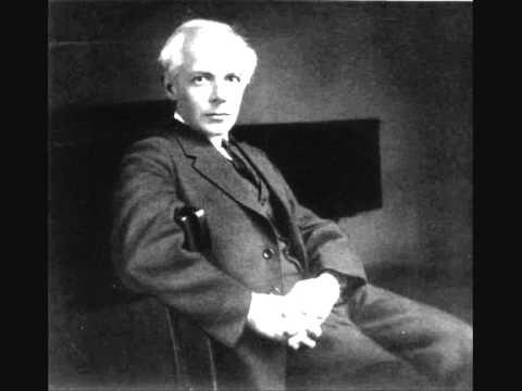 From island of Bali (Mikrokosmos) Béla Bartók