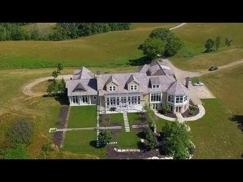 Justin Bieber Buys A Multi-million Dollar Mansion In Ontario