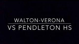 Walton-Verona HS vs Pendleton Co. Freshman Basketball Highlights 12/11/18