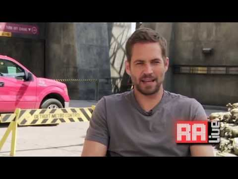 Paul Walker's Last Interview